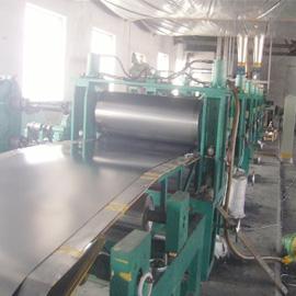 Acid treated graphite